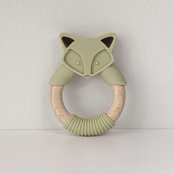 BM Fox Teether Sage scaled