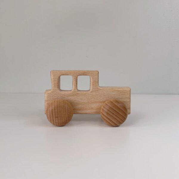 BM Wooden Van scaled
