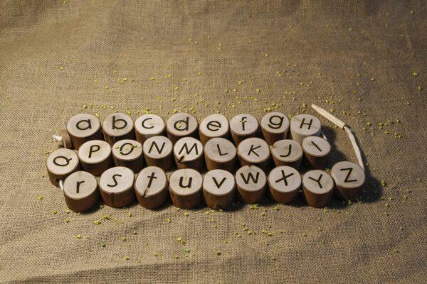 QT Alphabet Treading 2