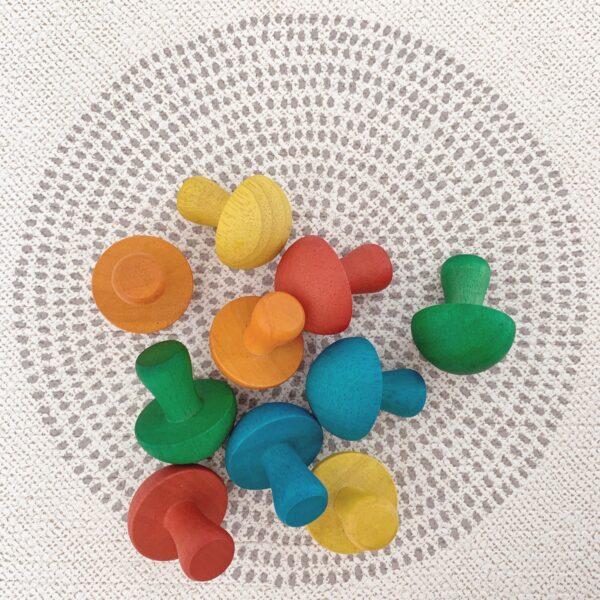 QT Coloured Mushroom 2 scaled