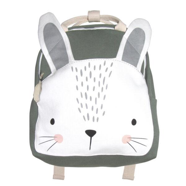 Backpack sage bunny