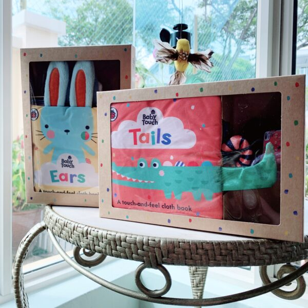 Baby Touch Cloth Books scaled