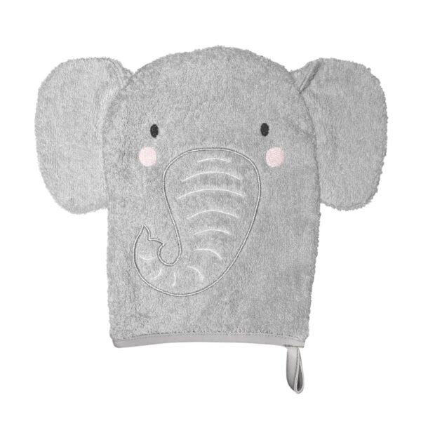 Elephant Wash Mitt
