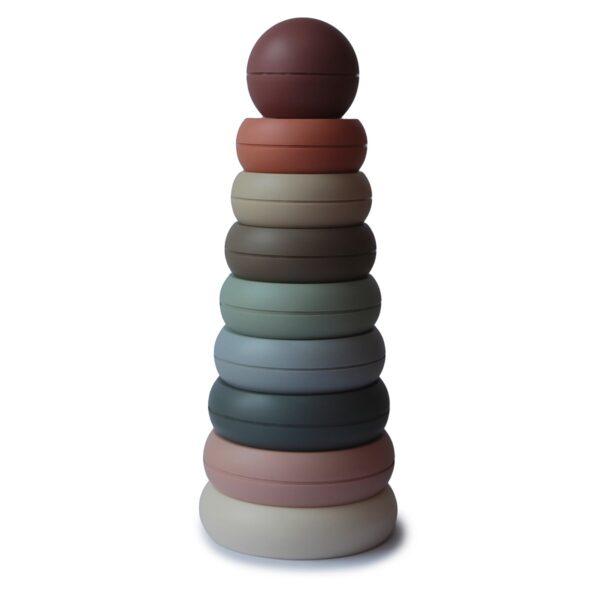 mushie stacking ring 1