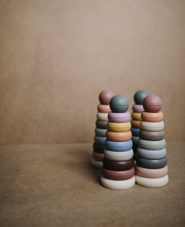 mushie stacking ring 3