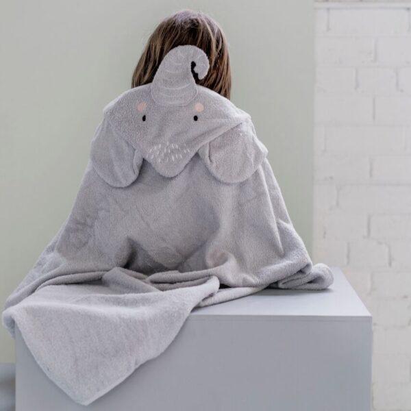 Hooded Towel Elephant 1
