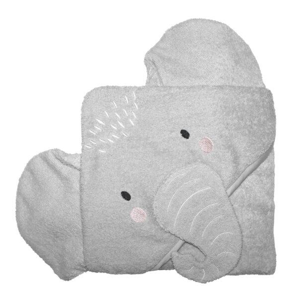 Hooded Towel Elephant 2