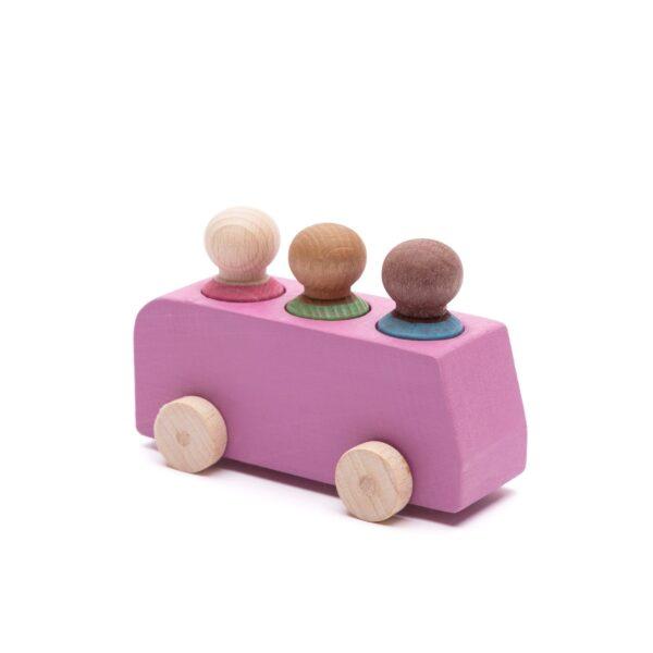 Lubulona Pink bus 1